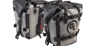 MotoTrekk Panniers set of two