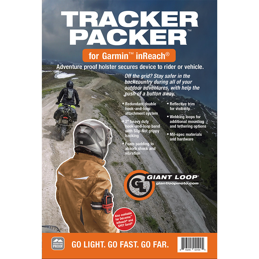 Tracker Packer for Garmin inReach Explorer + SE