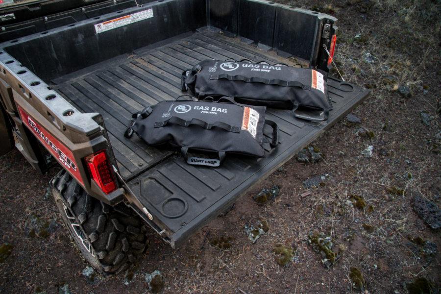 Giant Loop Gas Bags 3-gallon 5-gallon