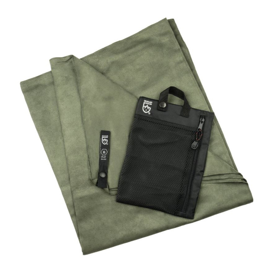 Gear Aid Ultra Compact Microfiber Towel