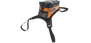 Diablo Tank Bag orange by Giant Loop