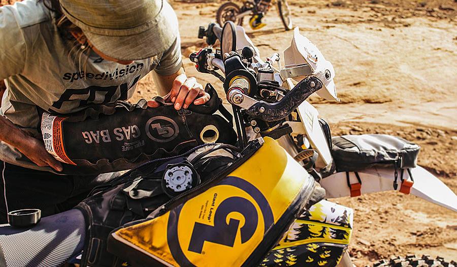 Gas Bag Fuel Safe Bladder-Fandango Tank Bag