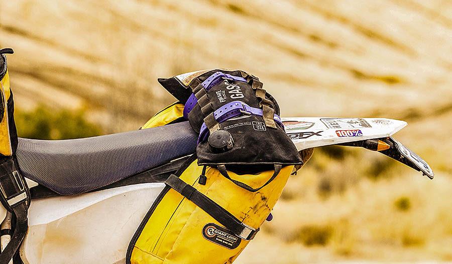 Gas Bag Fuel Safe Bladder Mojavi Saddlebag