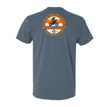 2020 Giant Loop Ride Shirt back