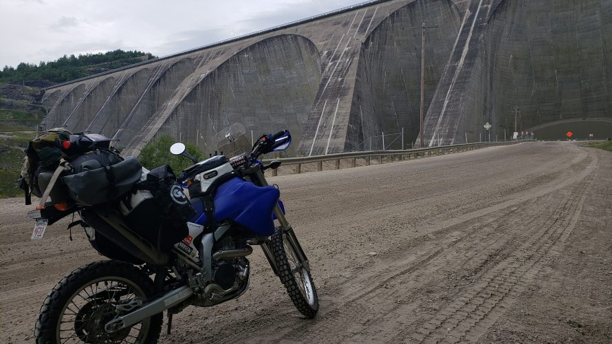 Riding the Trans-Labrador Highway with Giant Loop