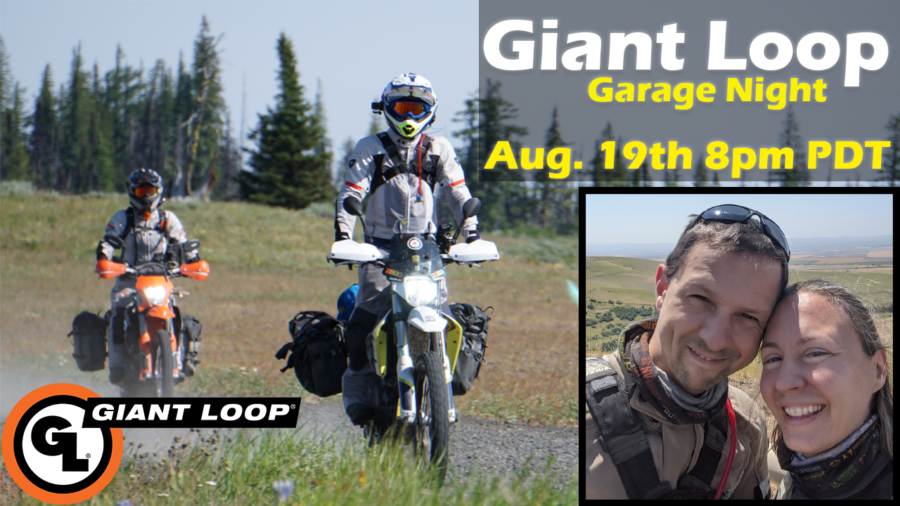 Kris Fant Nathan Fant For The Love of Knobs Garage Night at Giant Loop