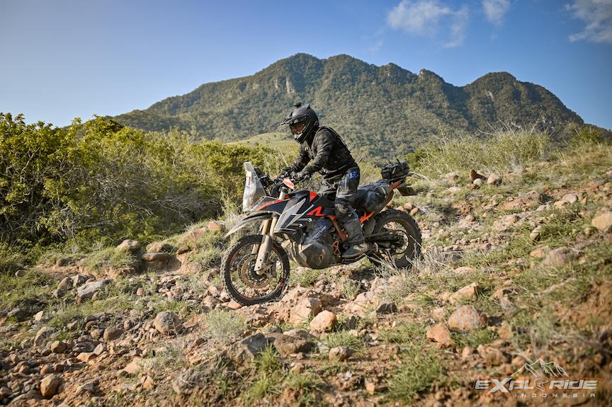 KTM 790 Adventure With MoJavi and Klamath Bags