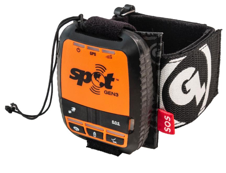 SPOT Gen3 + Tracker Packer combo