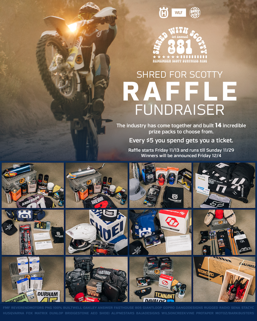Shred With Scotty Fundraiser