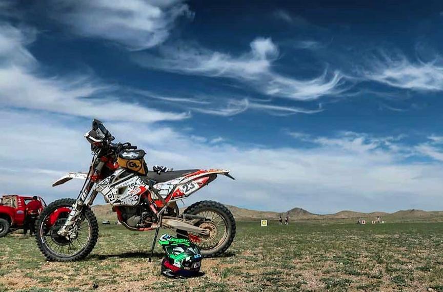 Rally Mongolia
