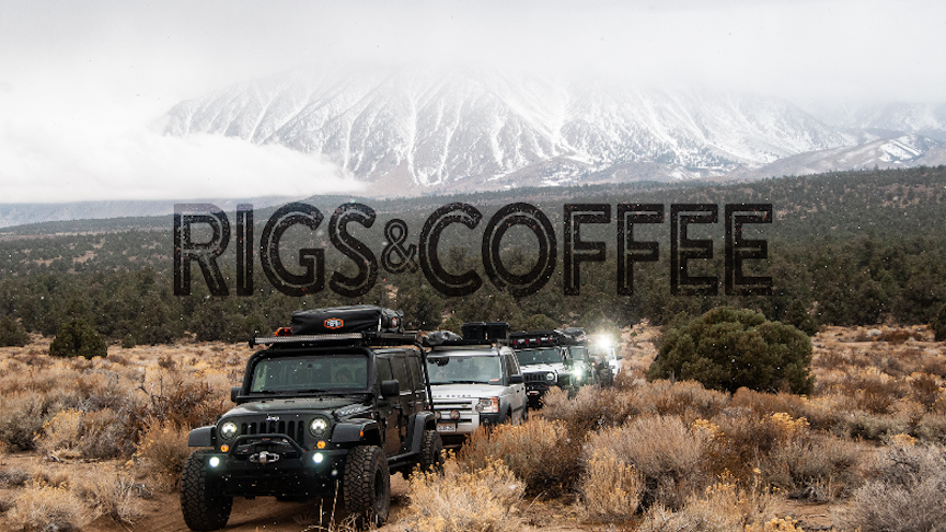 Adventure Vehicle Rentals from Rigs & Coffee