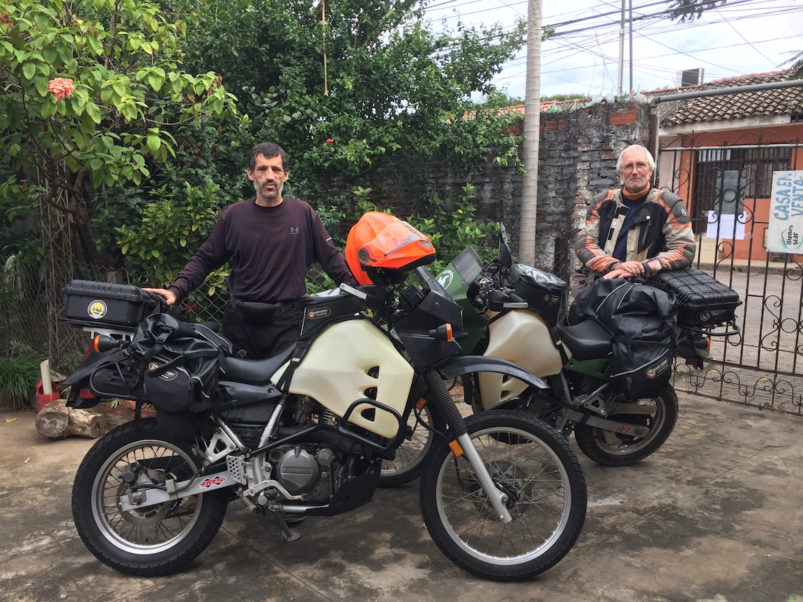 Bolivia Motorcycle Tours